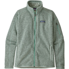 Patagonia Better Sweater Jacket Women gypsum green